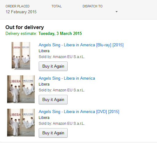 "[CD/DVD] ""Angels Sing - Libera in America"" - Page 3 America"